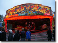 Spin to your hearts' content on this fairground favourite. Choice of two different rides available.